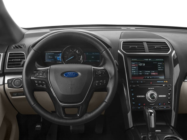 2016 Ford Explorer Limited In Arcade Ny Pioneer Inc